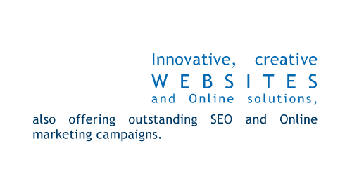 We develop professional, innovative and creative websites and online solutions, also offering outstanding SEO and online marketing campaigns.